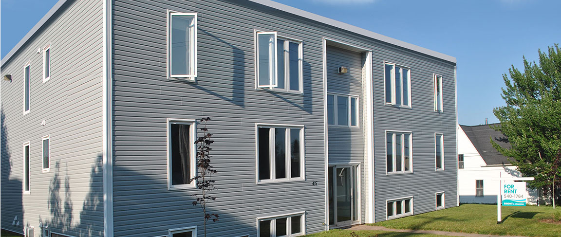 Updated, well-maintained apartments in Sackville, NB